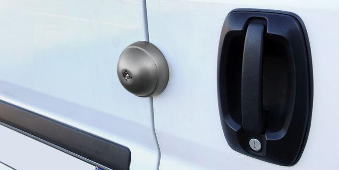 chapas de seguridad para furgones