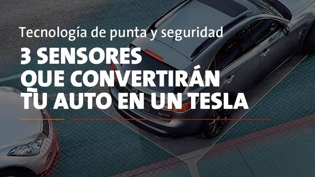Sensores Tesla