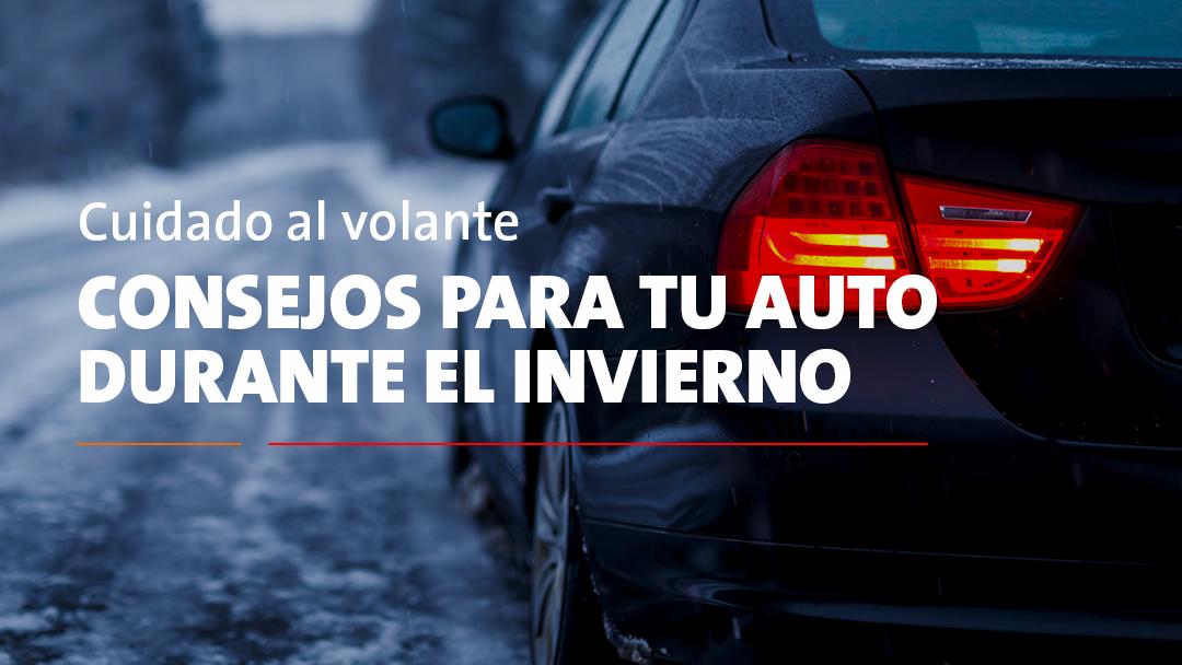 cuidados de tu auto cuando llueve
